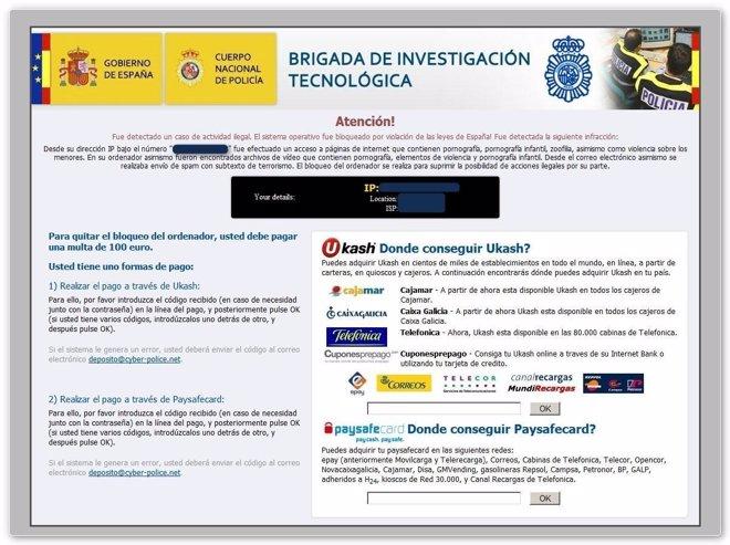 La Banda Responsable Del Virus Inform Tico Blanque 600
