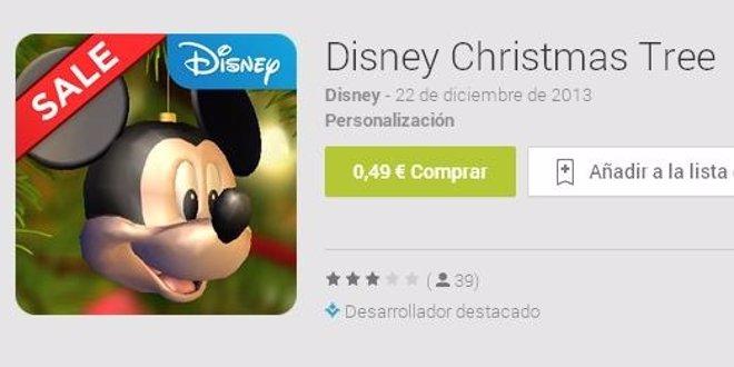 Disney Rebaja 12 Juegos En Google Play Por Navidad