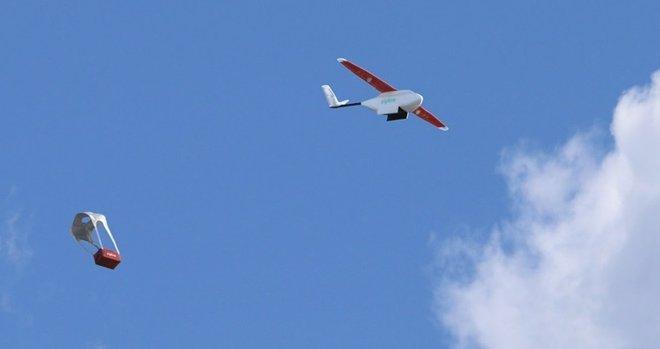 Drones ZIpline
