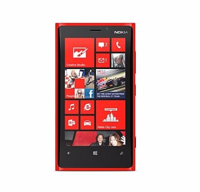 Recurso Nokia Lumia 920