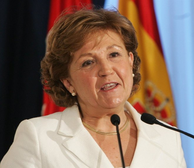 Carmen Caffarel Por Europa Press