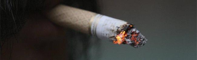 que es el tabaquismo