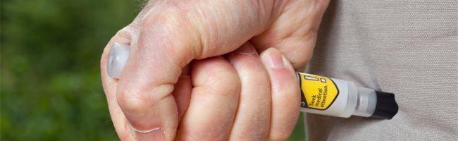 que es la alergia grave o anafilaxia