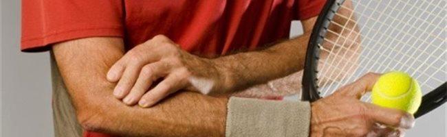 Codo de tenista - Epicondilitis