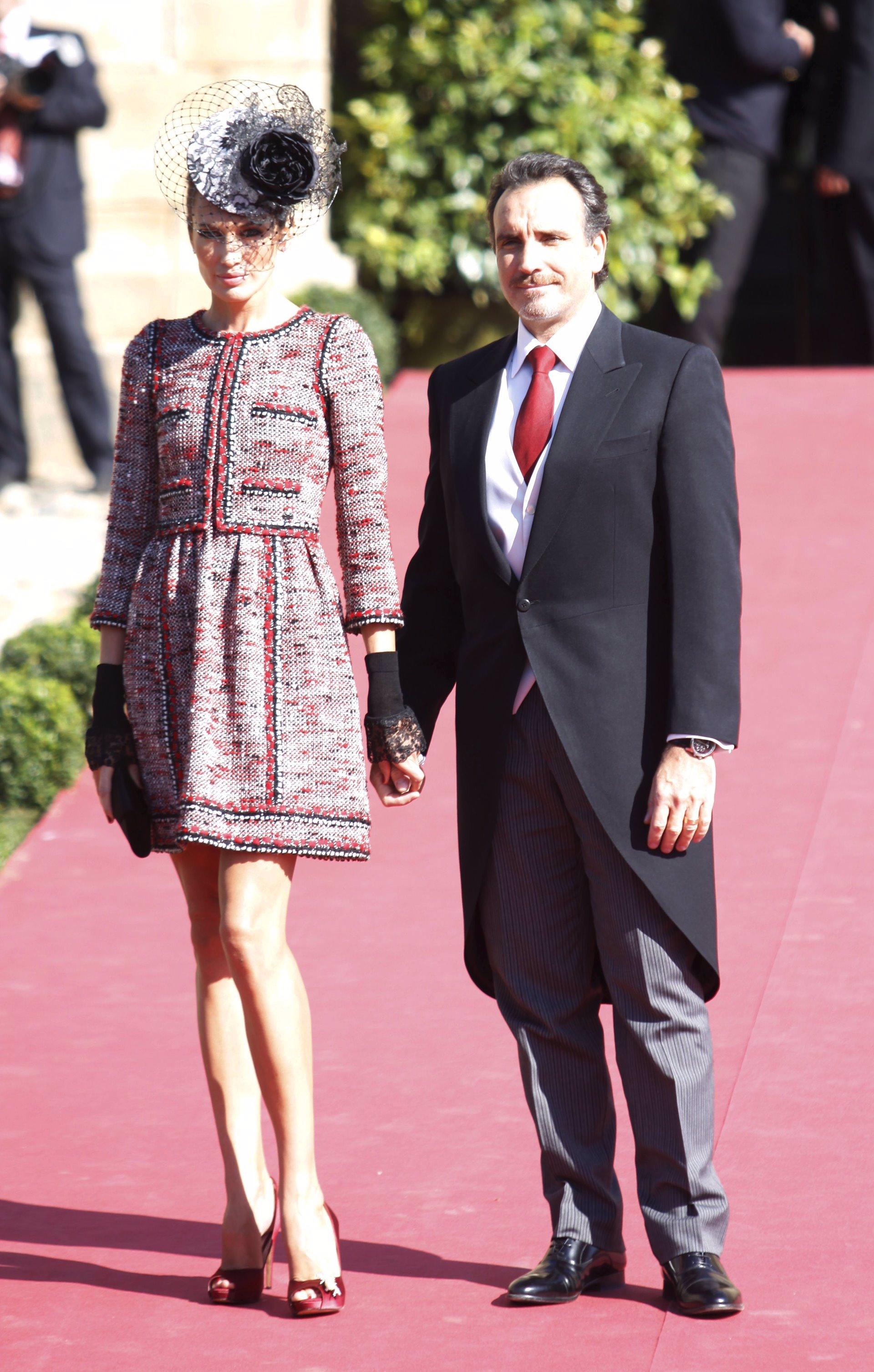 Protocolo: en bodas de mañana con medias pero las royals nos enseñan ...