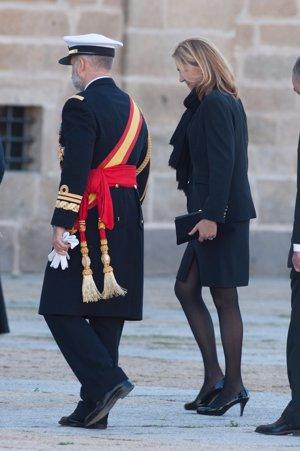 La infanta Cristina de Borbón