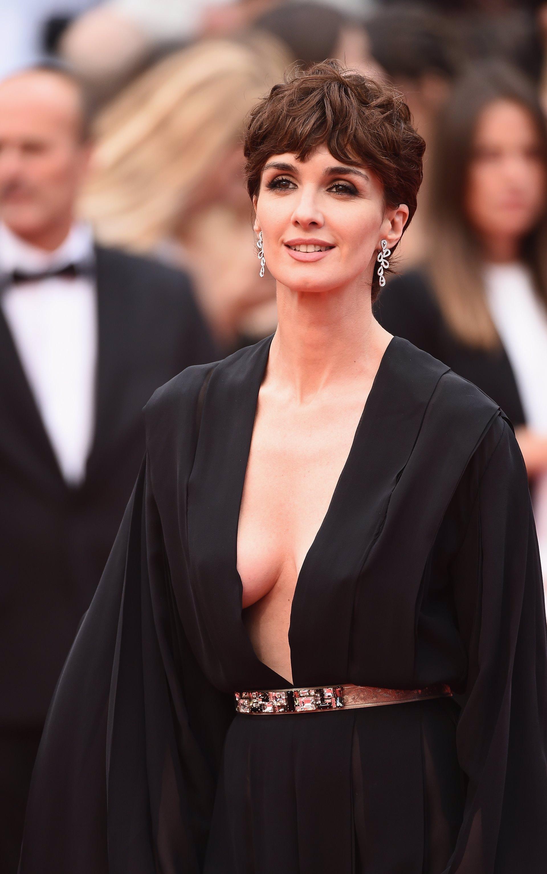 Paz Vega La Elegancia Española En Cannes