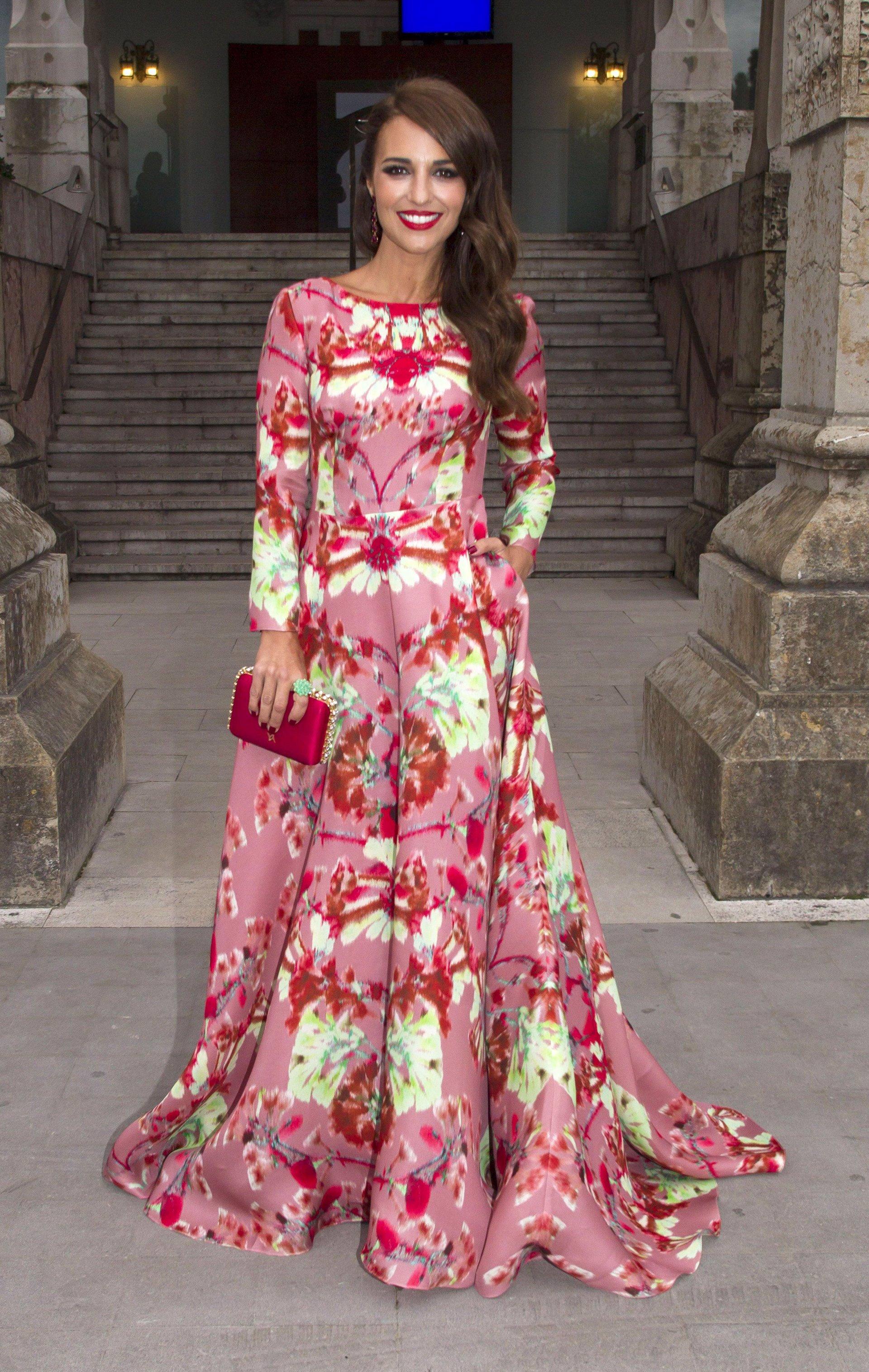 Vestido noche boda eva gonzalez – Vestidos de noche elegantes para ti