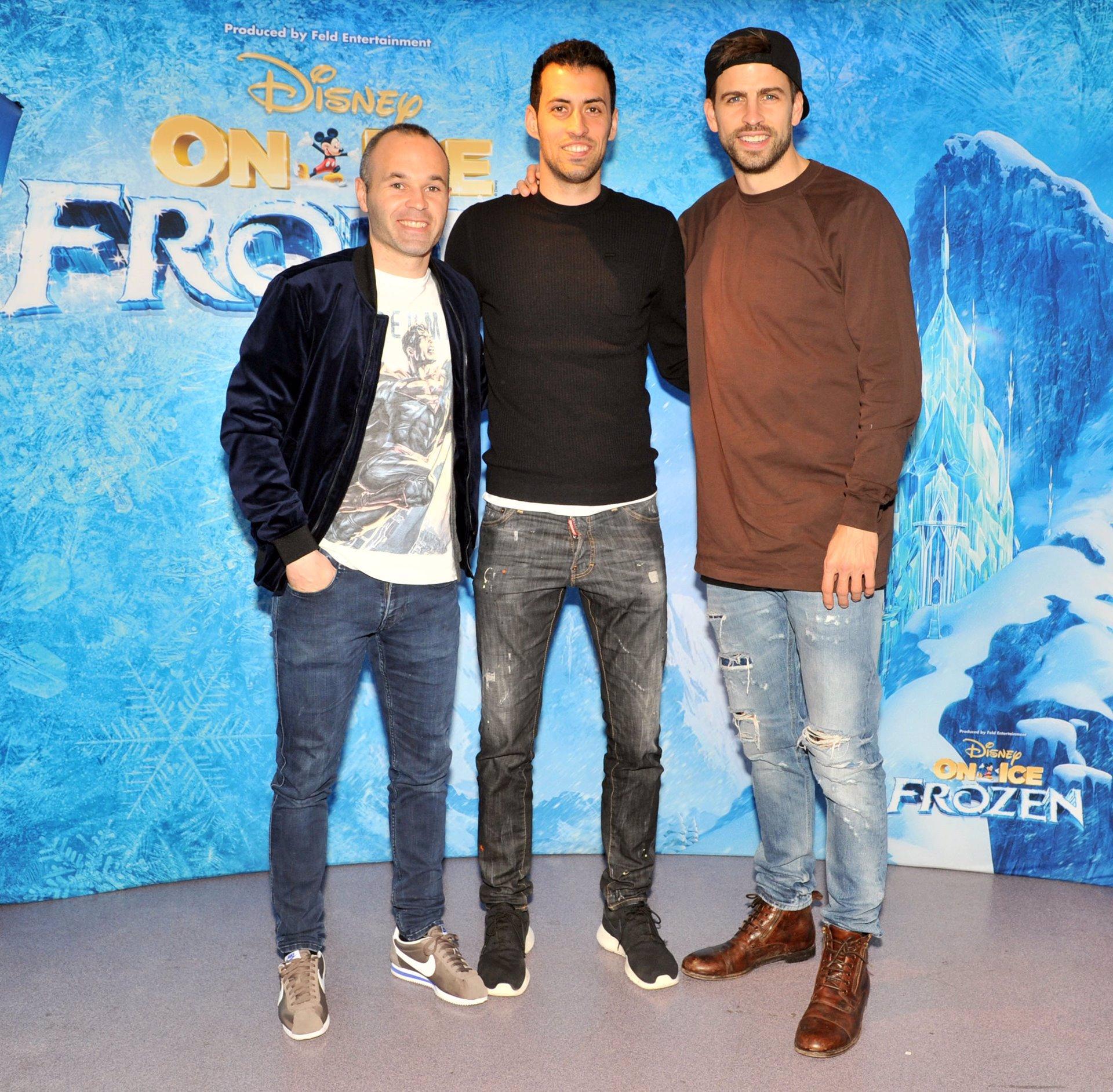 ¿Cuánto mide Andrés Iniesta? - Real height Fotogaleriafamosos_157636