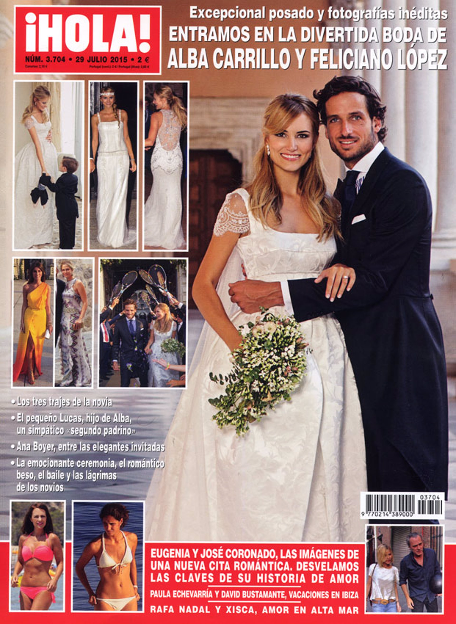 Ana castro vestidos de novia