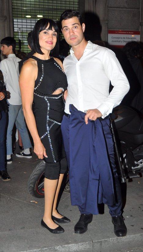 Irene Villa y Juan Pablo Lauro en la gran fiesta de Cartier por Diana Garbacauskiene