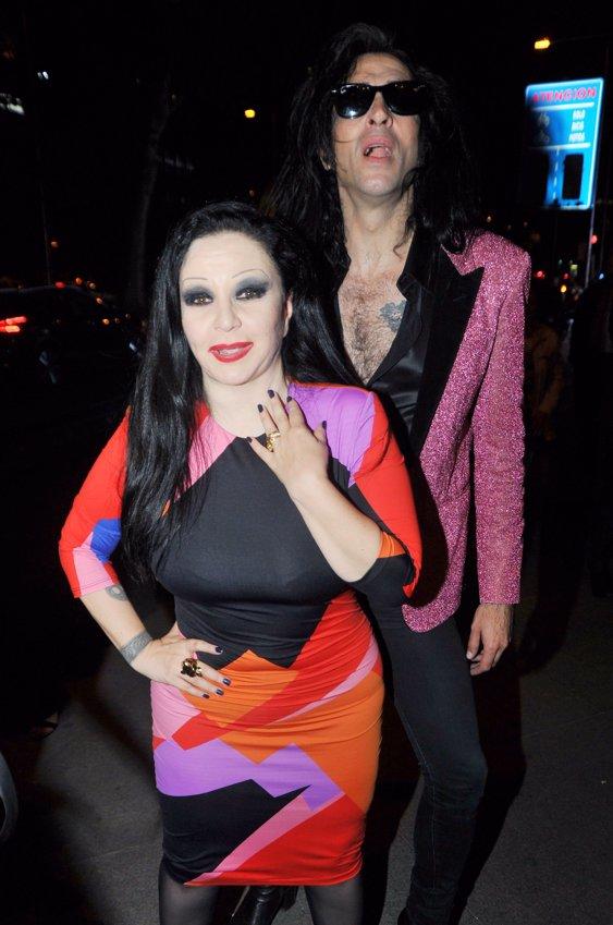 Alaska y Mario en la gran fiesta de Cartier por Diana Garbacauskiene