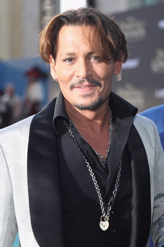 Premiere de Piratas del Caribe La Venganza de Salazar en California. Getty Images