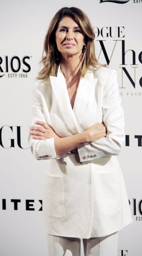 Ana García Siñeriz fiesta Vogue por Europa press