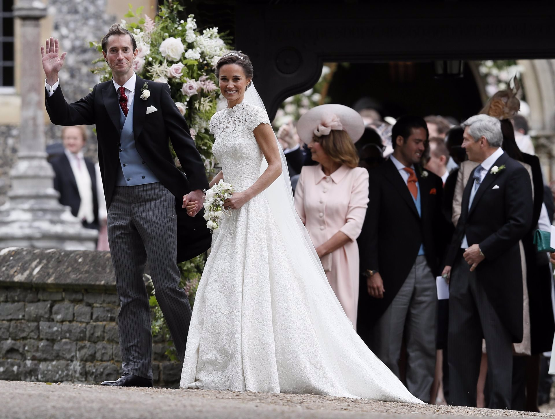 Kate Middleton Vs Pippa Middleton Qué Vestido De Novia Te