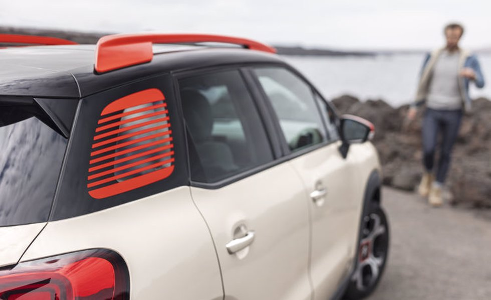 Nuevo SUV Compacto Citroën C3 Aircross