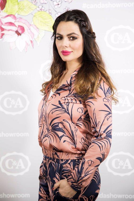 Marisa Jara, embajadora de la nueva colección de C&A