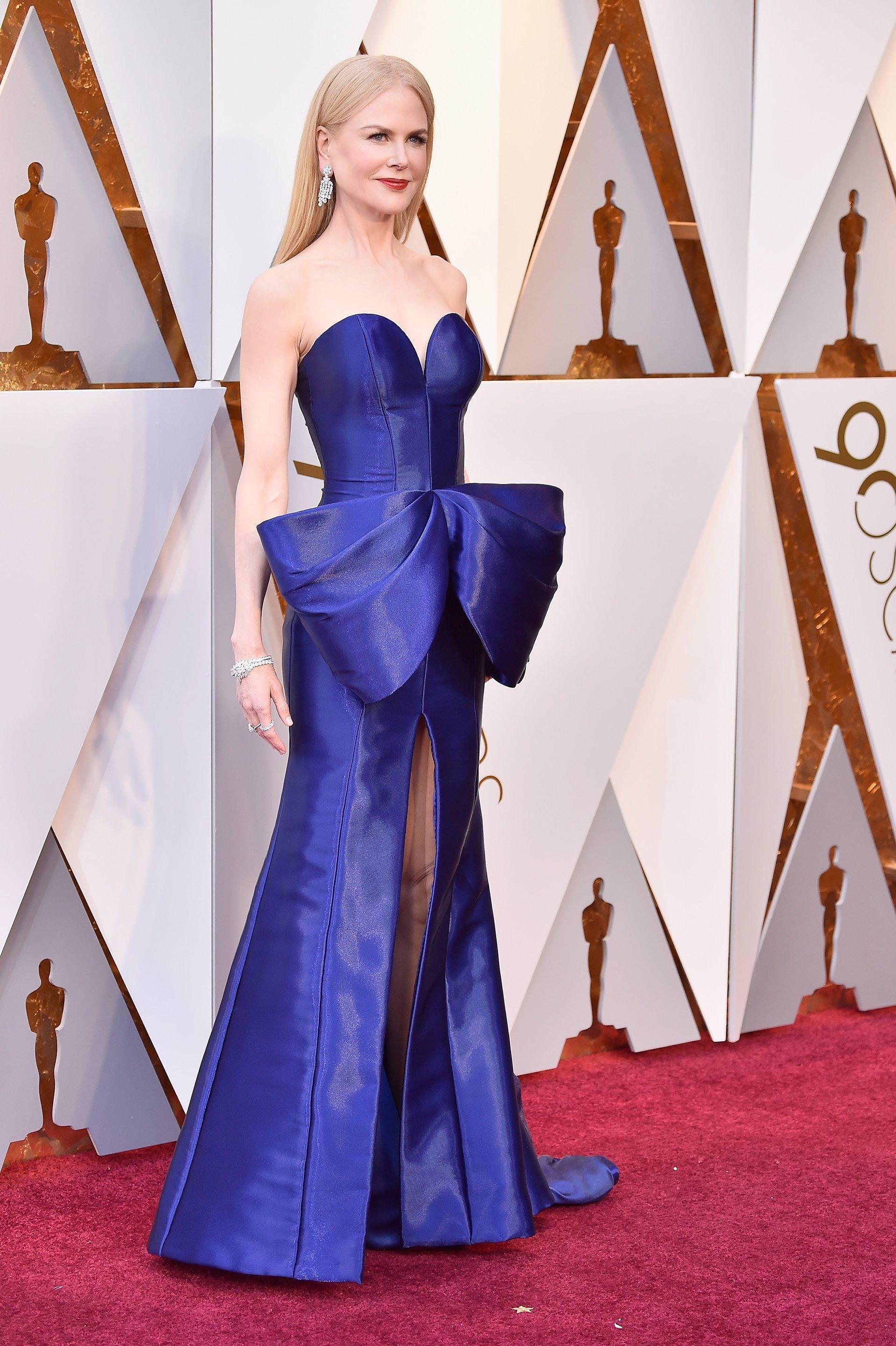 Oscar 2018: Todos los looks de la alfombra roja