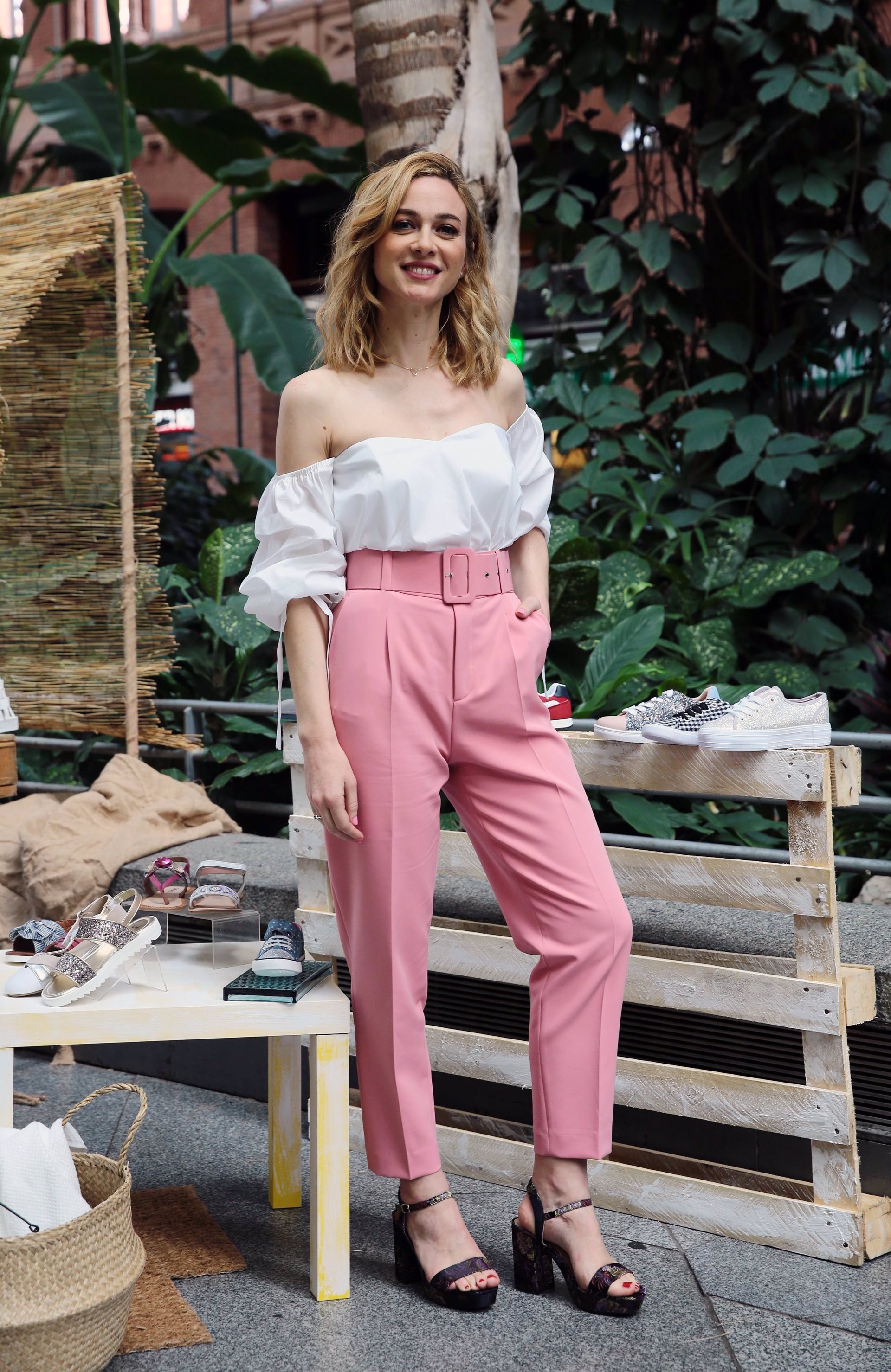 5ef7ce4df El traje rosa de Zara que se ha hecho viral esta temporada ya lo ...