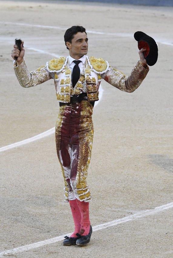 Corrida de toros en Las Ventas