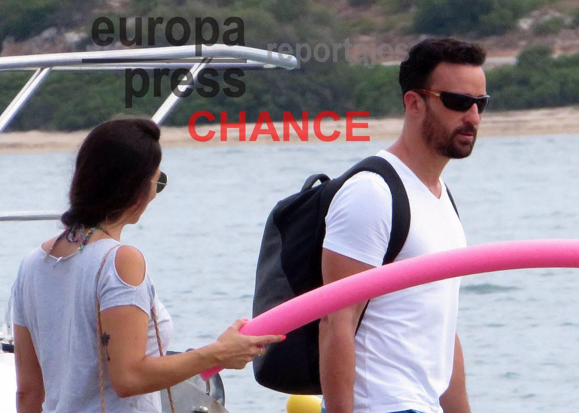 Exclusiva: Irene Junquera y Pablo Puyol pasean su amor por Mallorca