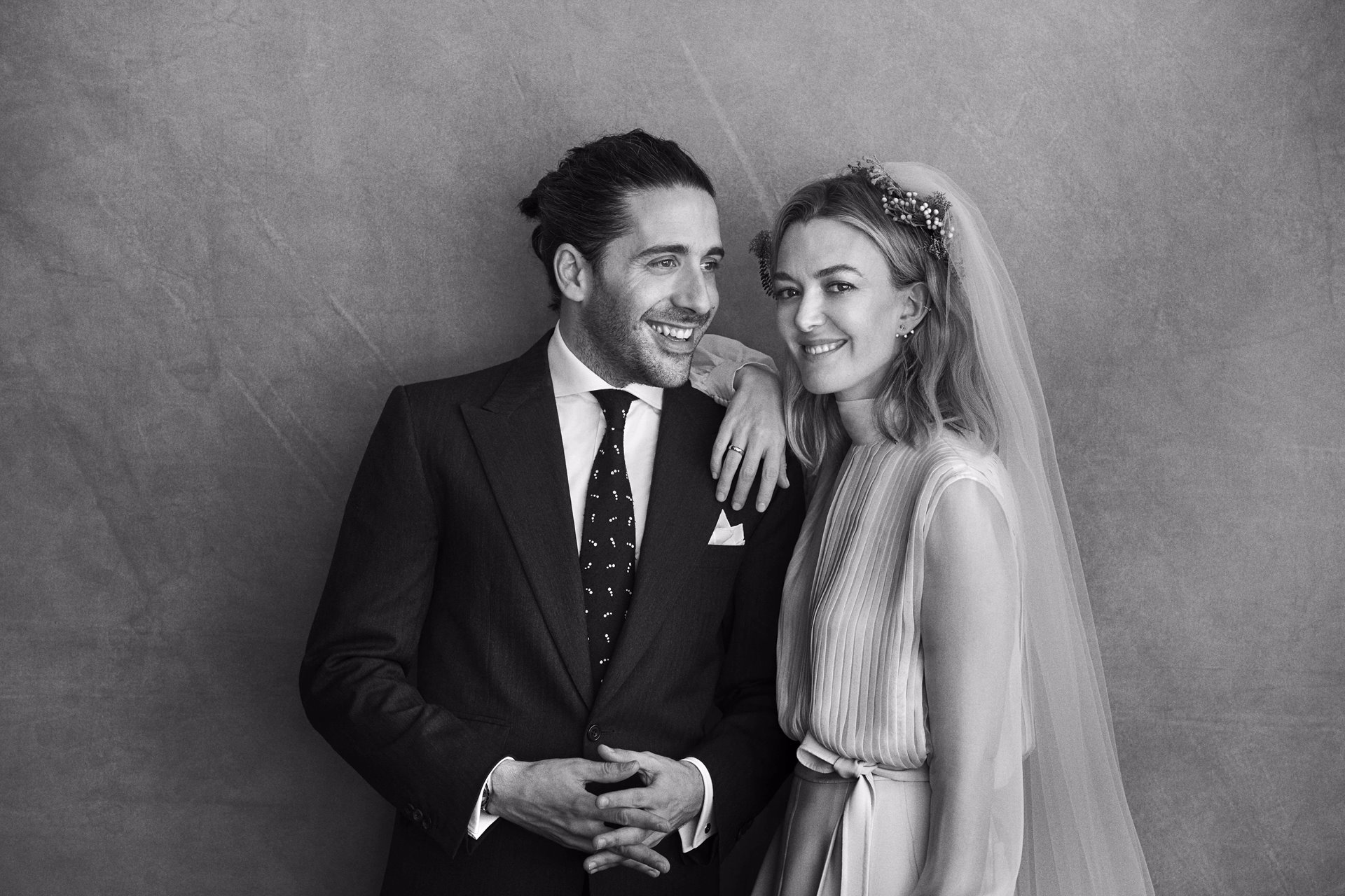Foto oficial boda Marta Ortega y Carlos Torretta