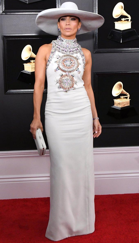 Jennifer Lopez espectacular a sus 49 años- Getty