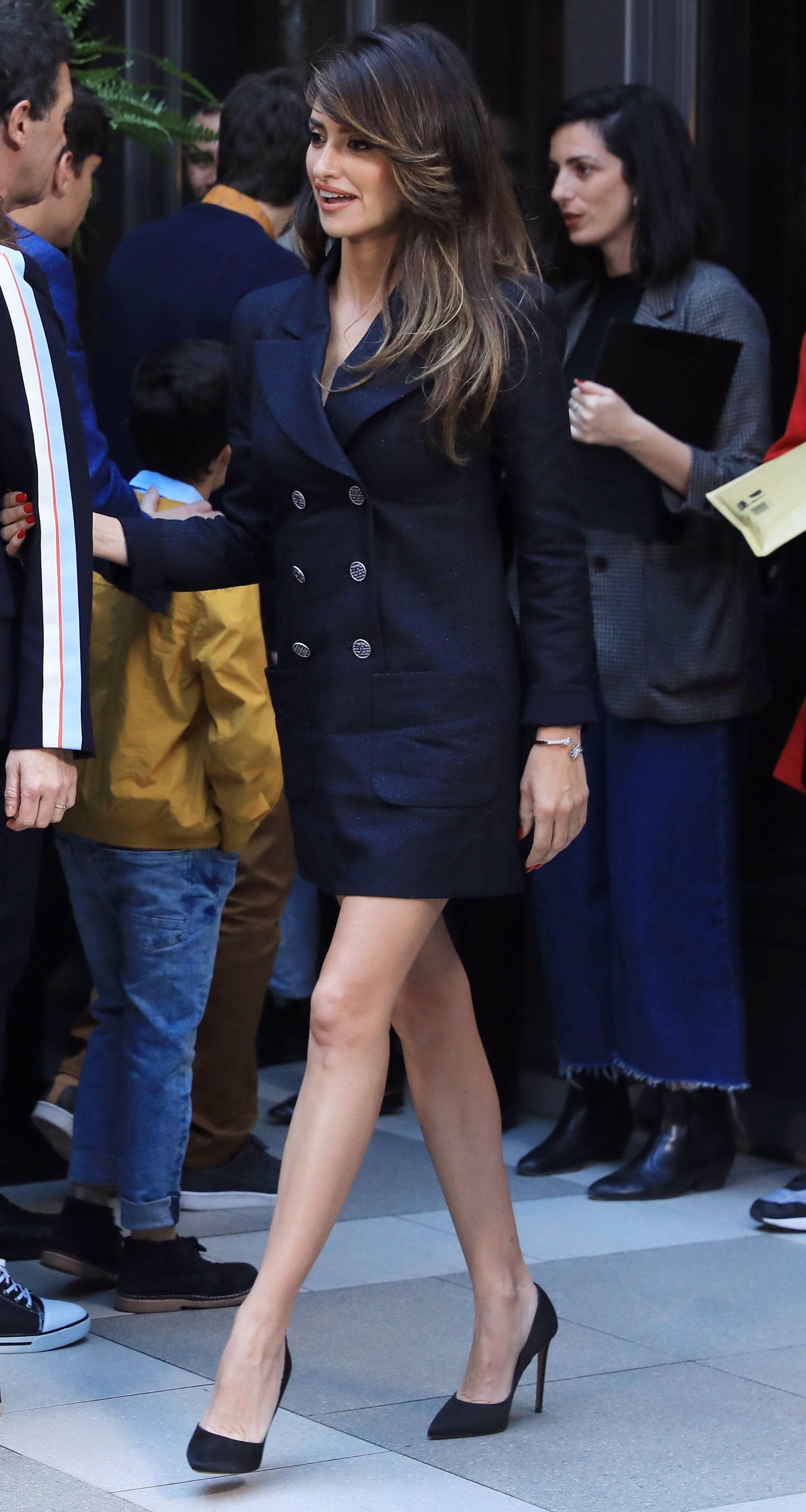 30ed0514c Copia el vestido Chanel de Penélope Cruz en versión  low cost