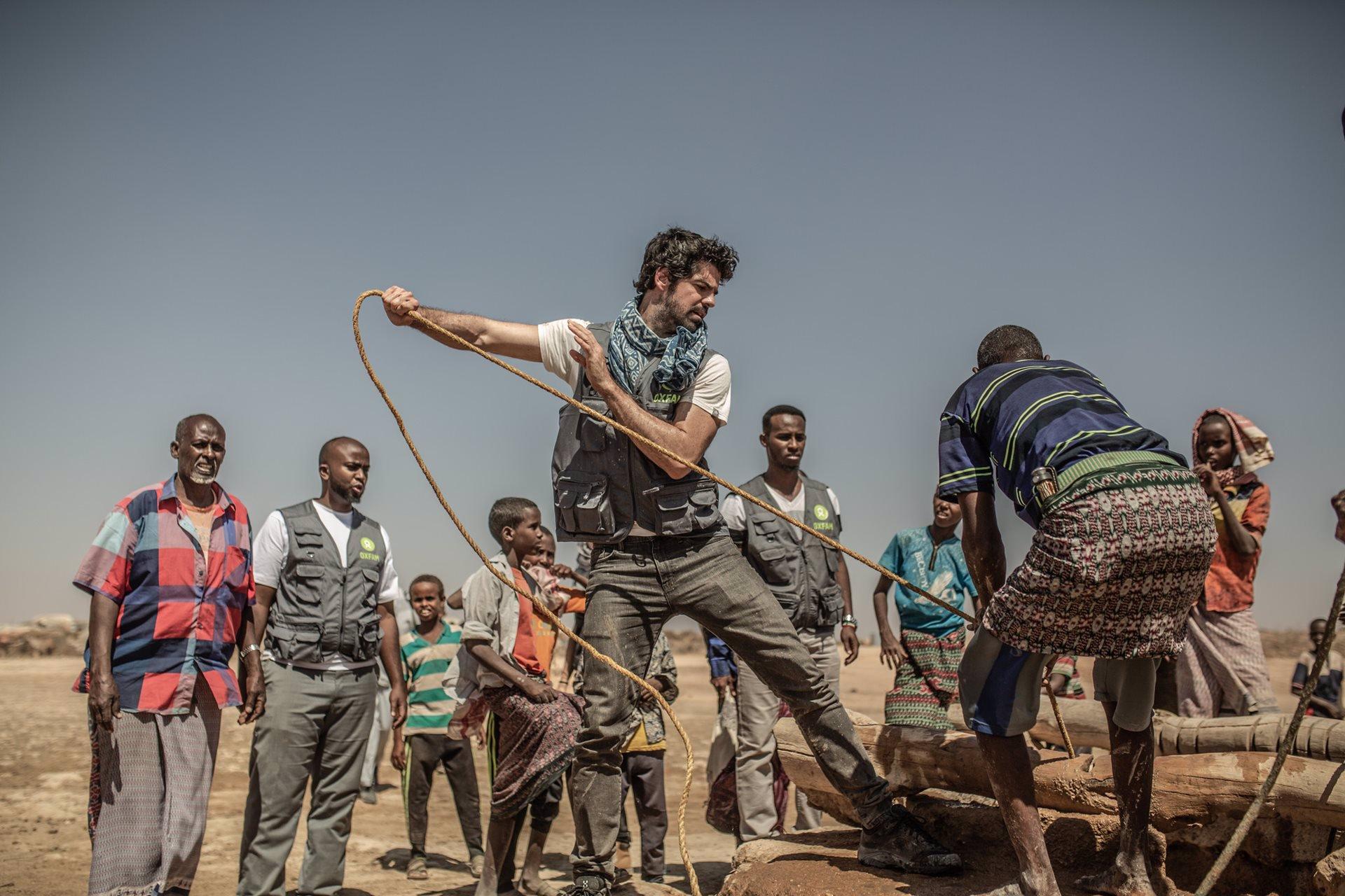 Miguel Ángel Muñoz viaja a Somalilandia para luchar contra la sequía del país