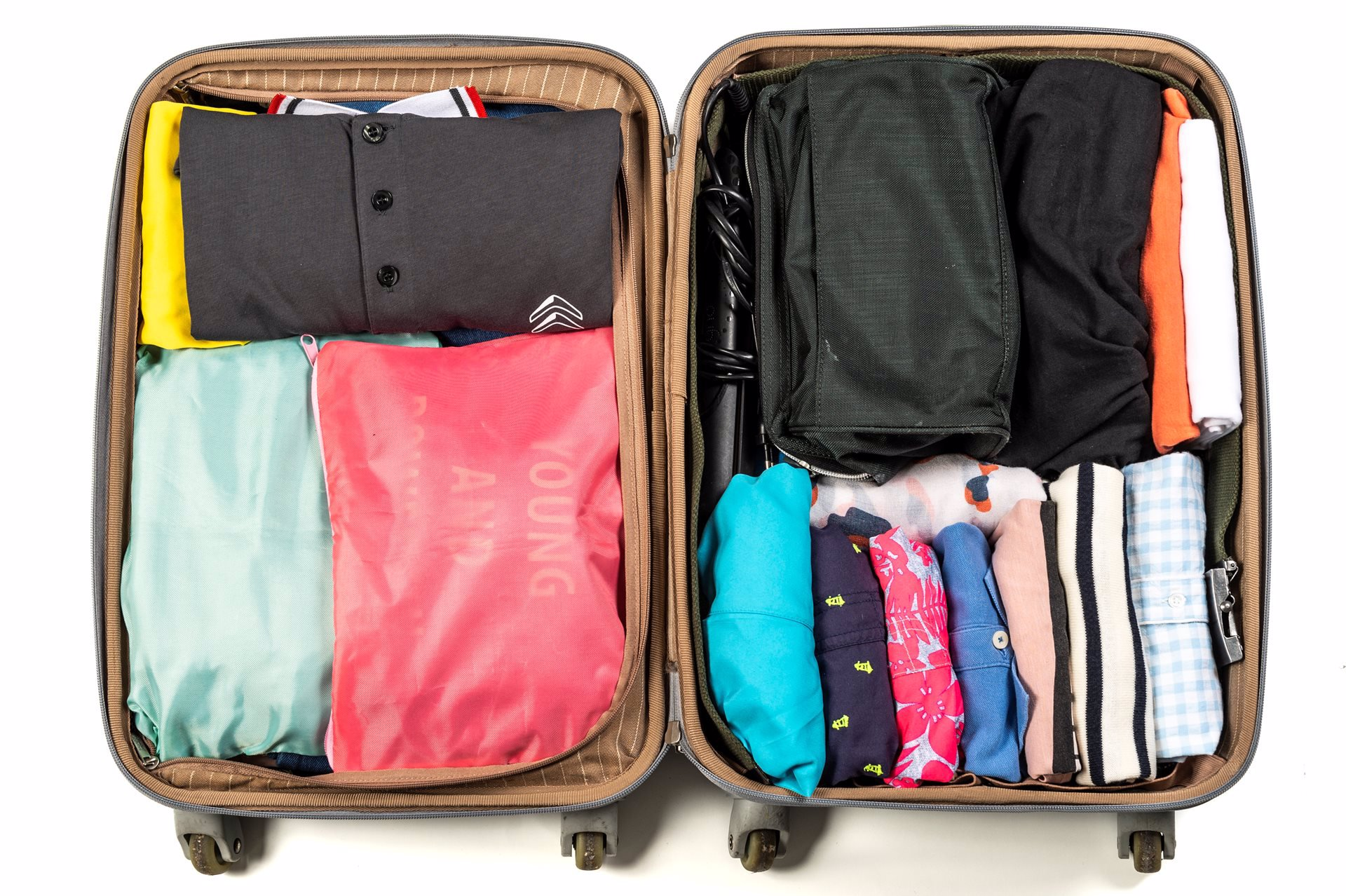 a07df9cee Semana Santa: 5 claves para hacer una maleta perfecta