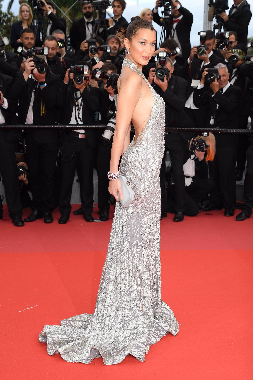 Bella Hadid en Cannes 2019