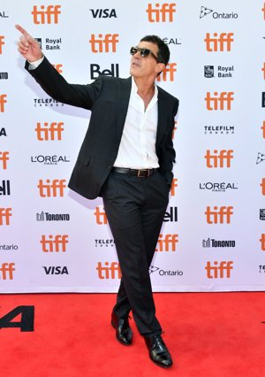 en la Gala Tributo del Festival Internacional de Cine de Toronto