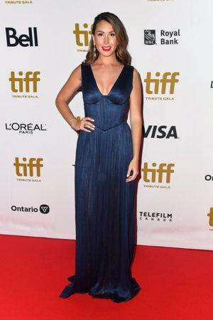 Loren Allred en la Gala Tributo del Festival Internacional de Cine de Toronto