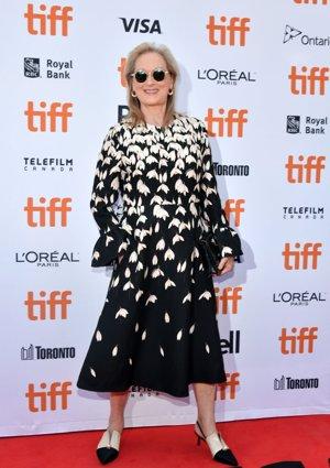 Meryl Streep en la Gala Tributo del Festival Internacional de Cine de Toronto