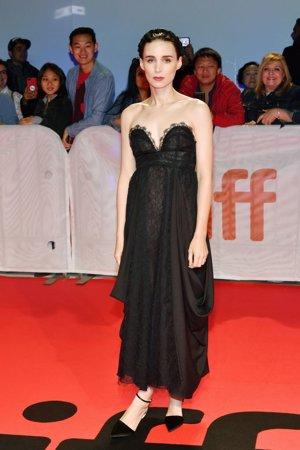 Rooney Mara  en la premiere de 'Joker' en el TIFF