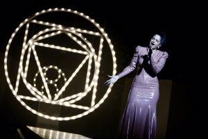 Rosalia en LOS40 Music Awards