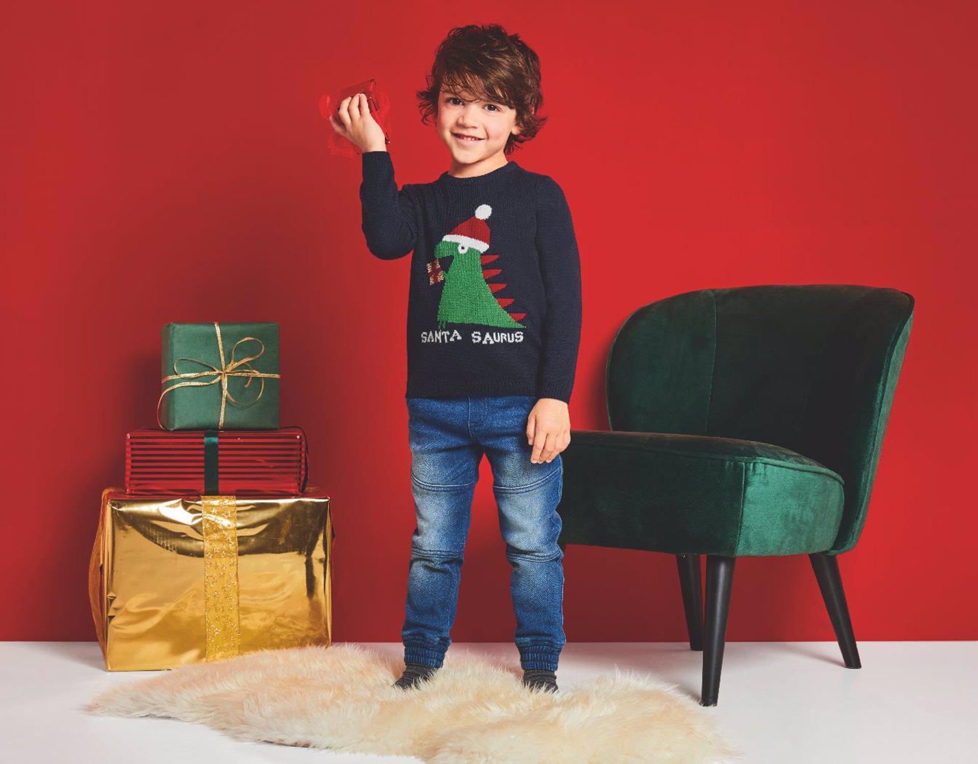jersey motivos navideños lidl mejor precio