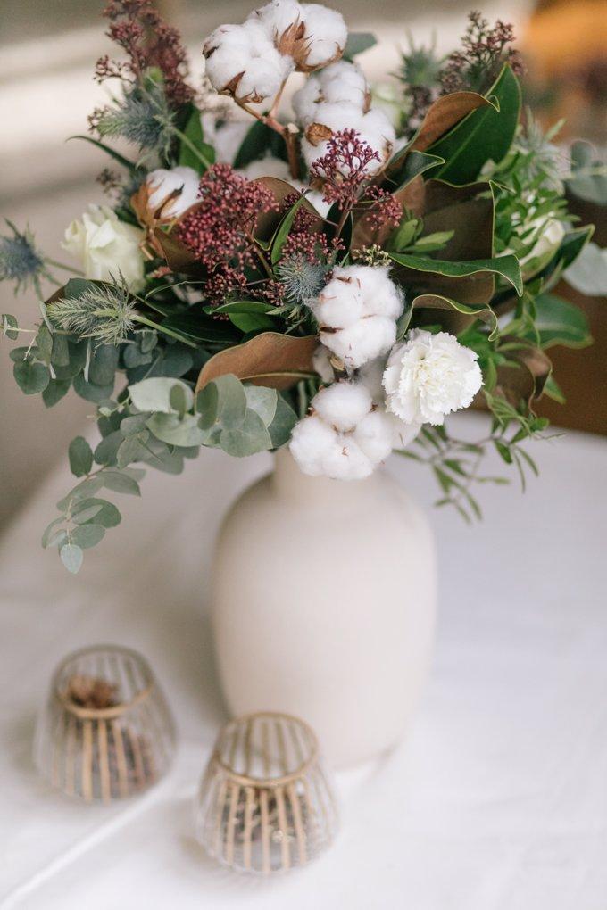 chirstmas dream: el bouquet de tus sueños... naturaleza, calma y confort