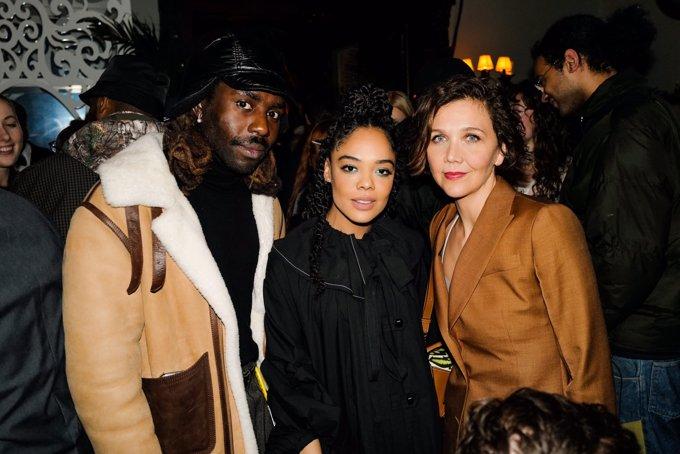 Dev Hynes, Tessa Thompson, Maggie Gyllenhaal
