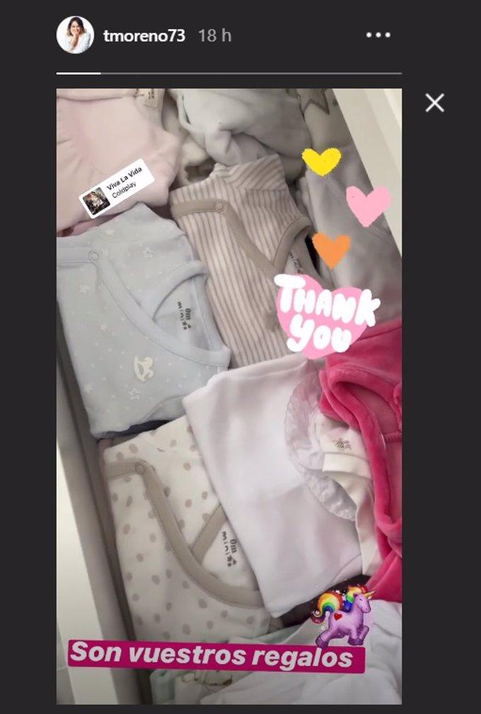 Toñi Moreno muestra la habitación y el armario de su hija Lola