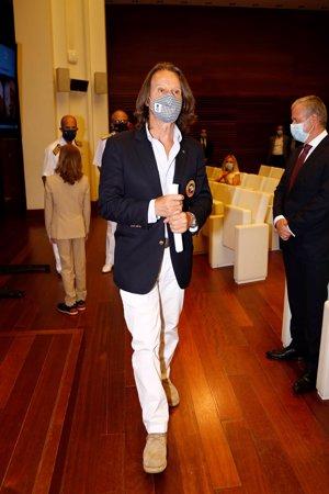 Como embajador de buena voluntad de la Unesco, Kitín reapareció en un acto en Madrid