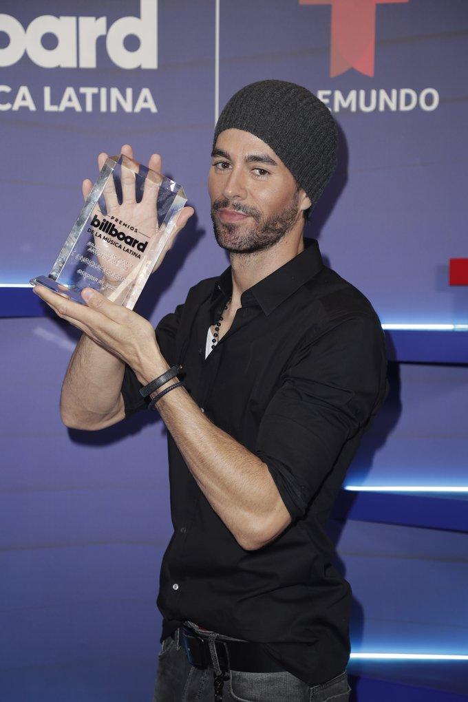 El cantante ha recibido uno de los galardones más prestigiosos para un artista latino