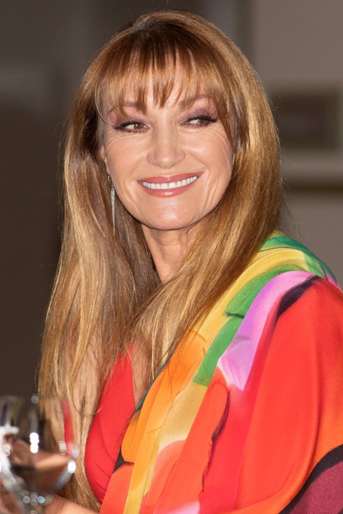 Jane Seymour, espectacular