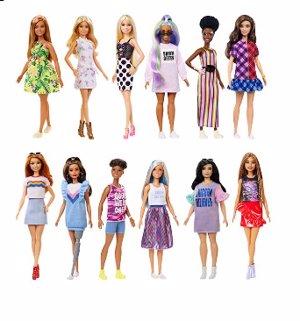 Barbie Fashionistas de Mattel
