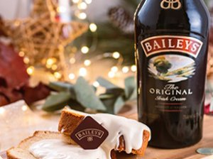 Los amantes de la famosa crema de whisky irlandesa se merecen este capricho