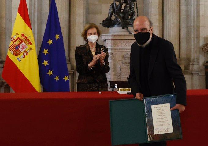 La Reina Sofía sigue con sus compromisos ajena a la investigación de la Fiscalía Anticorrupción