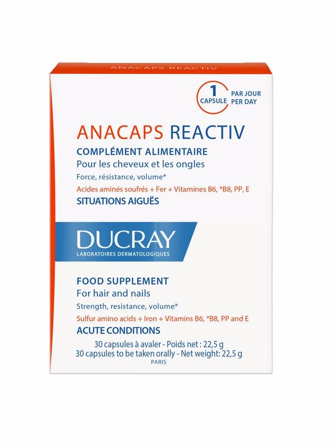 Anacaps Reactiv DUCRAY
