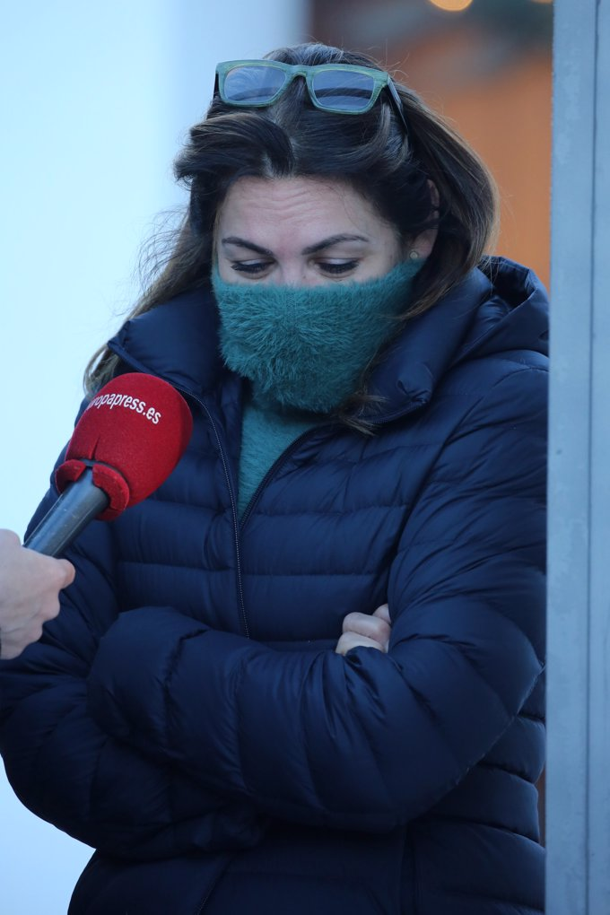 Fabiola está muy entera tras su ruptura con Bertín Osborne