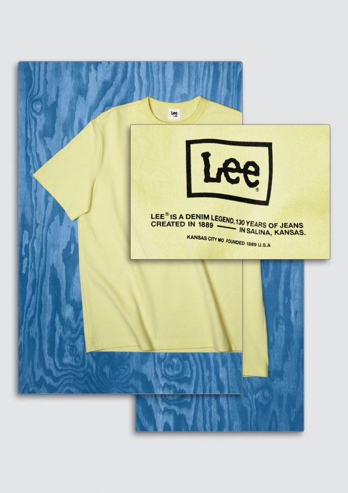 En la colaboración no faltan las camisetas de aldogón sostenible