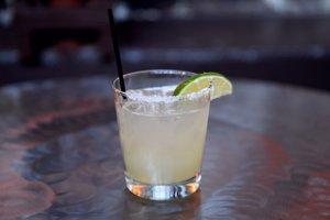 Un delicioso Margarita sin